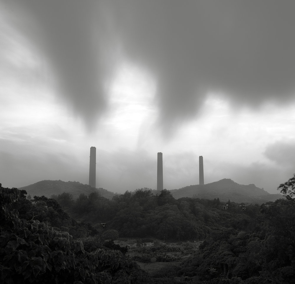 Three Stacks, Lama, Hong Kong - 2008.jpg