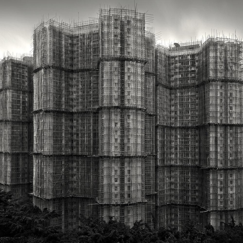 Chai Wan Cocoon, Hong Kong - 2009.jpg