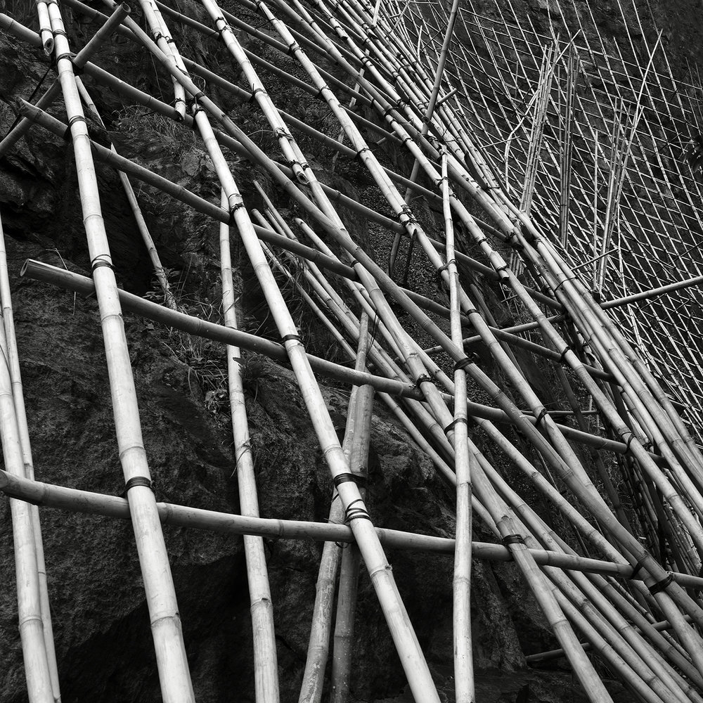 Bamboo Trellis #2, Hong Kong - 2009.jpg