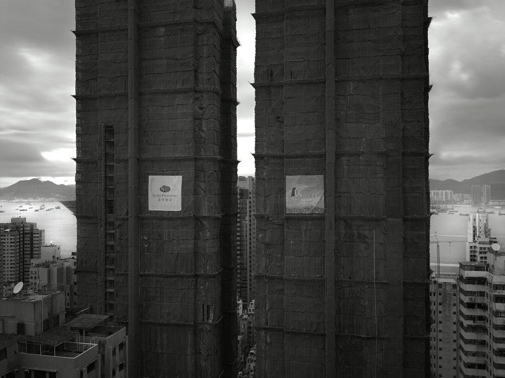Twin Cocoons, Hong Kong - 2009.jpg