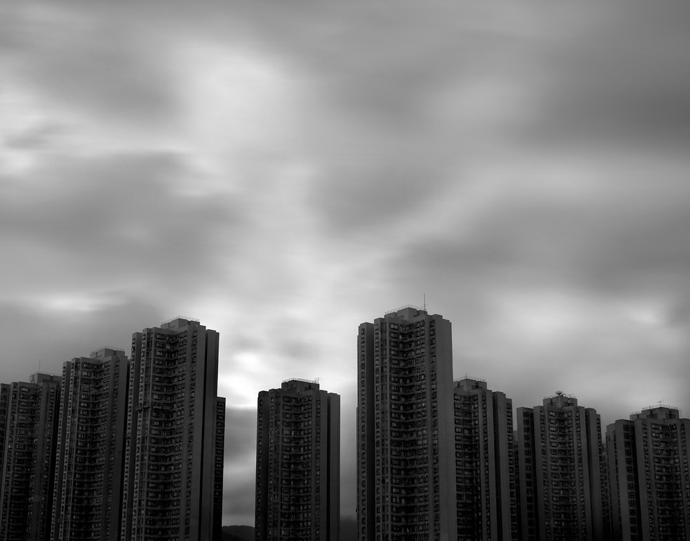 Residential Blocks, Hong Kong - 2009.jpg