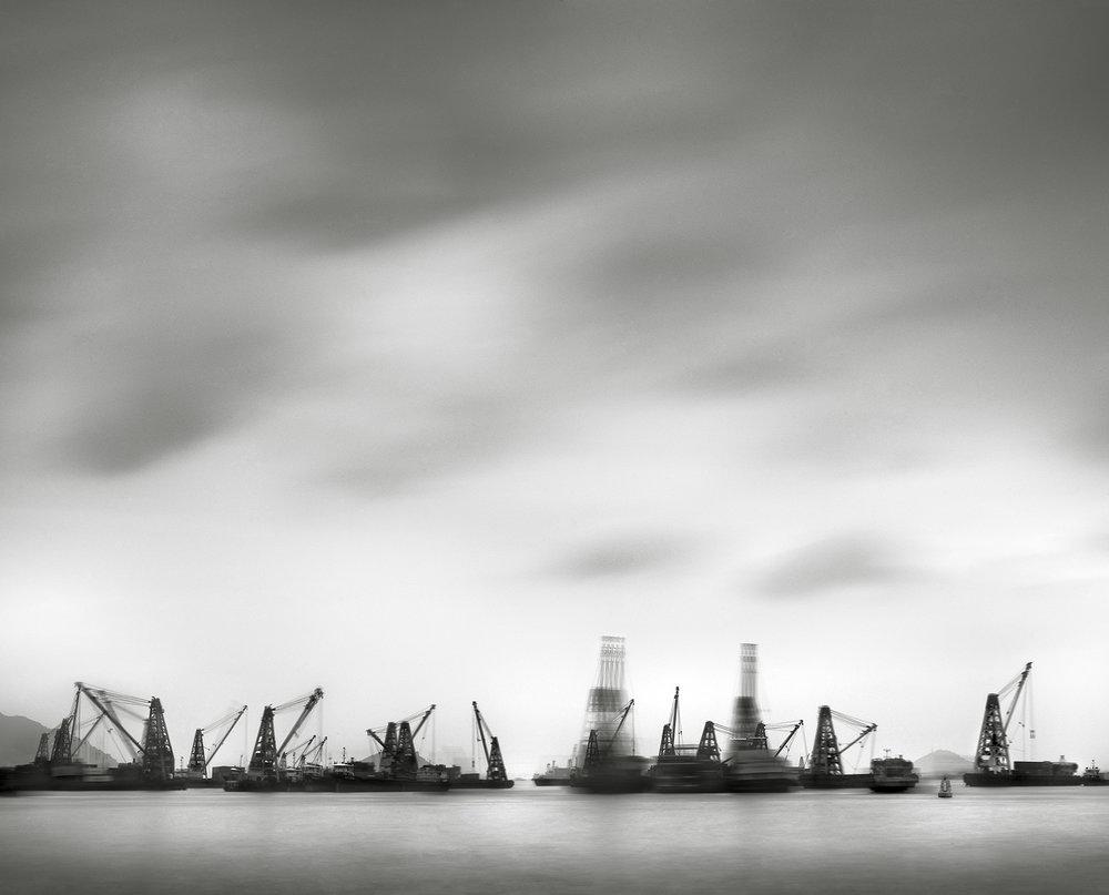 Harbour Cranes, Hong Kong - 2008.jpg