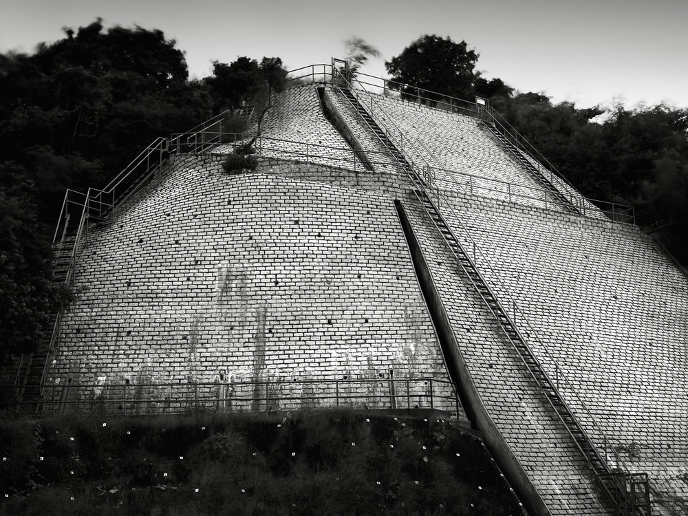 Brick Slope and Ladder, Hong Kong - 2009.jpg