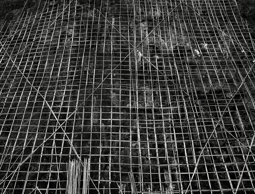 Bamboo Trellis #1, Hong Kong - 2009.jpg