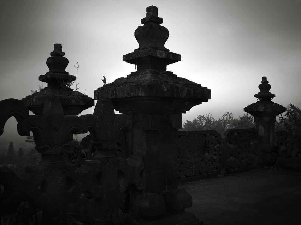 Besakih Temple Pillars, Bali, Indonesia - 2008 copy.jpg