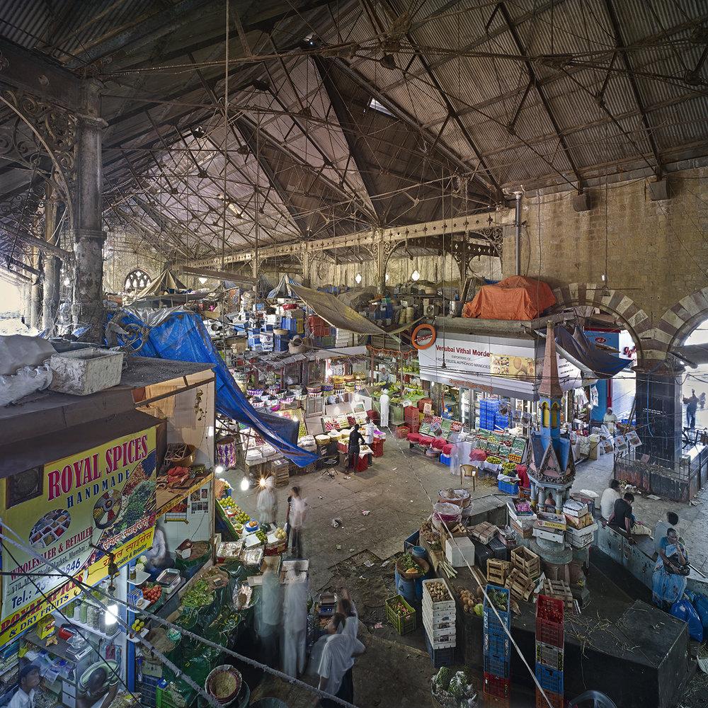 Crawford Market #15, Mumbai, India - 2013.jpg