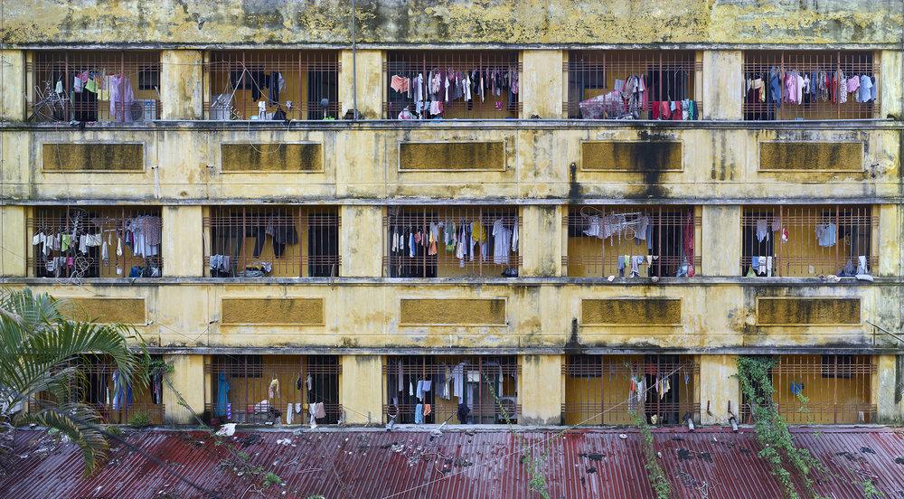 Medical School Dorms, Kim Lien, Hanoi - 2016.jpg