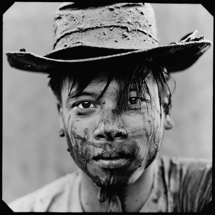 Coal River Worker, Vietnam -1999