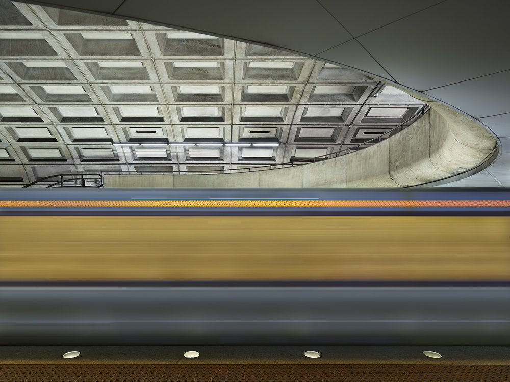 Smithsonian Metro #8 - 2017