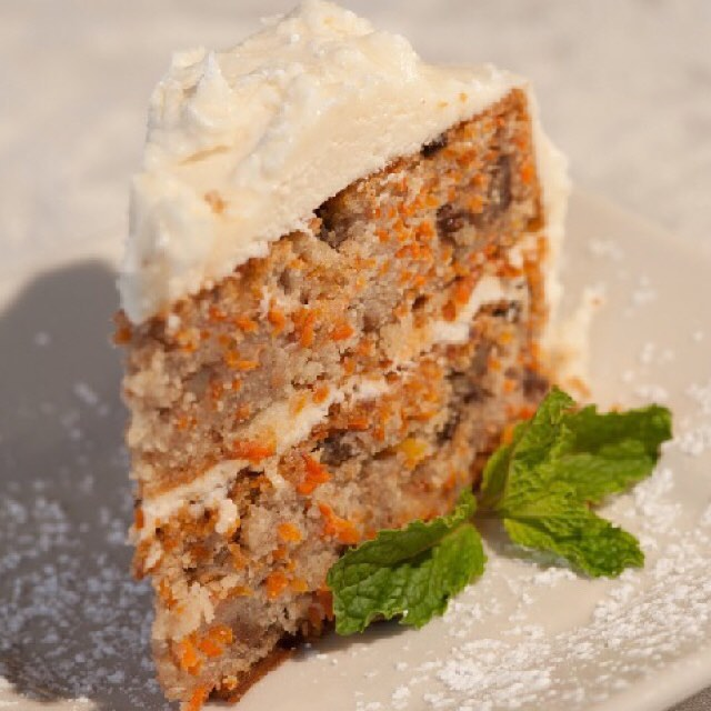 If you haven't tried our carrot 🥕 cake you are missing out! Join us for lunch, dinner & of course something sweet Tuesday- Saturday & Monday - lunch 🥗 & coffee time till 4pm! . . #belleandmaxwells #westpalmbeach #soflo #antiquerowwpb #ilovewpb #dessert #restaurant #eatlocal #wpb