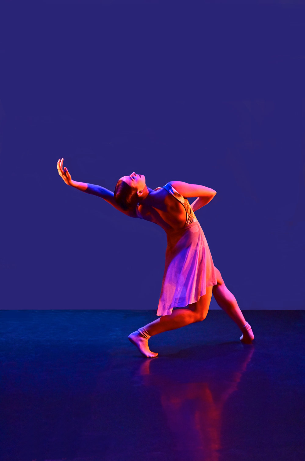 Evolution Of Blue - Choreographer: Christopher Page-SandersMusical Score: Cecile McLorin Salvant