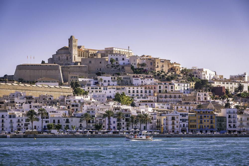 Ibiza Eivissa old town city view, Spain (ibiza).jpg