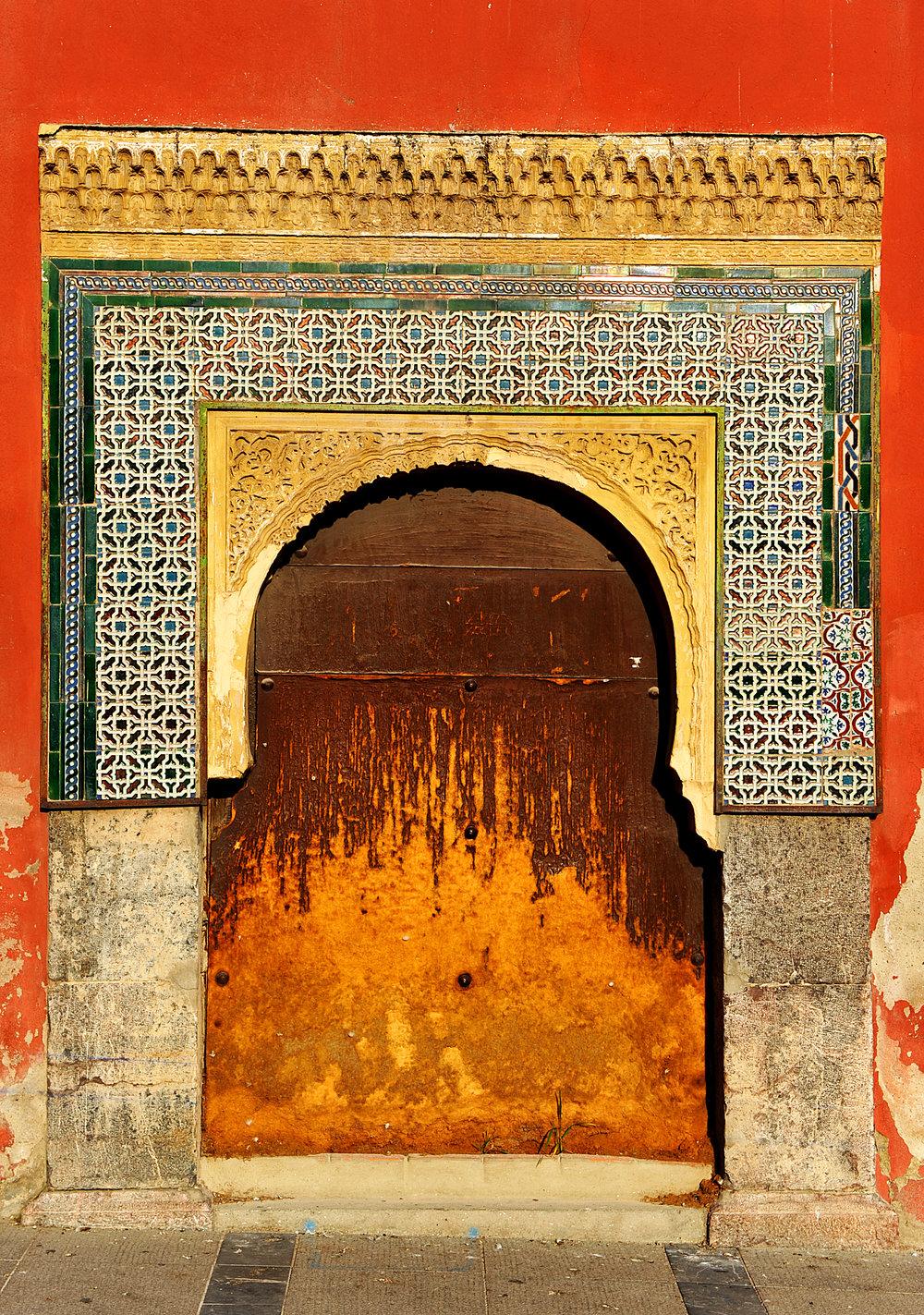 Moorish architecture in Cordoba, Andalusia, Spain.jpg