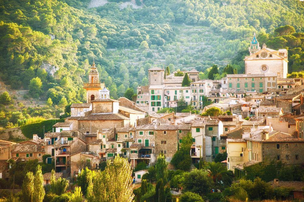 Mountain village Valldemosa in Mallorca, Spain.jpg