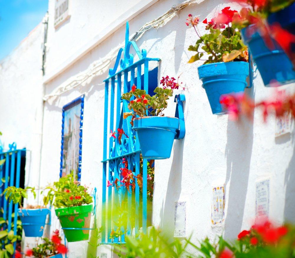 Torremolinos Costa del Sol, Andalucia Typical White Village.jpg
