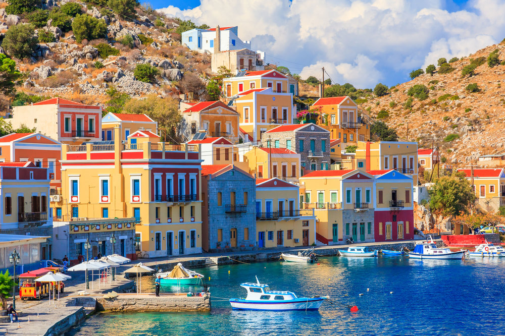 Greek island of Symi in the Dodecanese Greece.jpg
