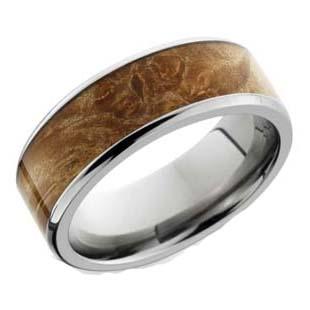 Maple Burl Ring Holder