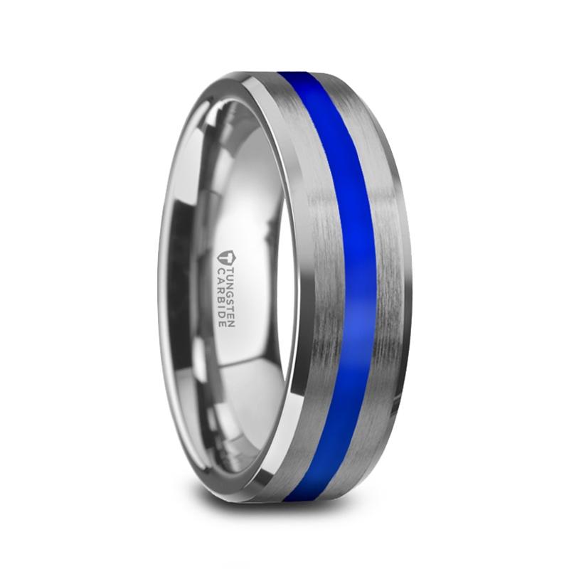 Thorsten LAWSON Tungsten Wedding Ring