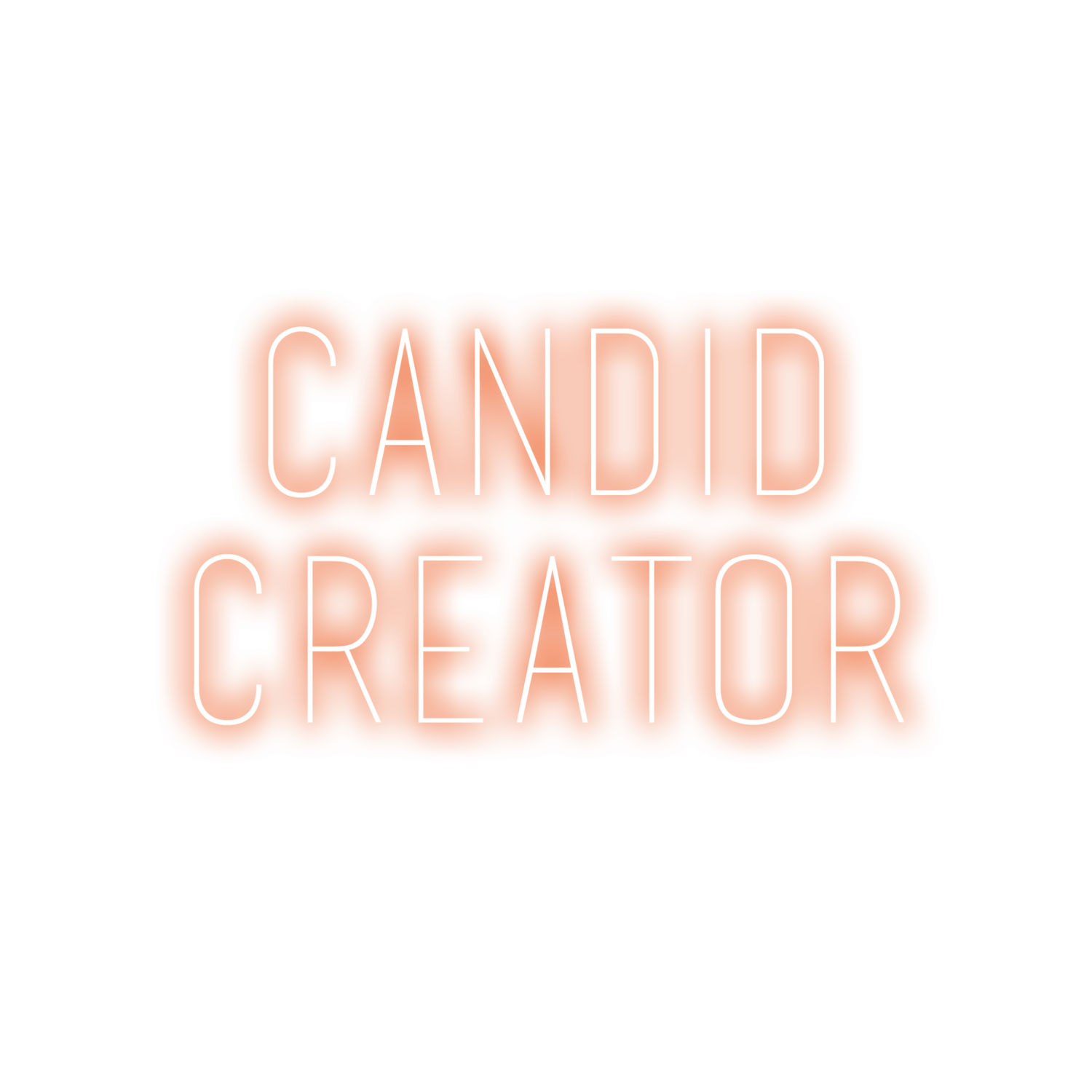 CANDID CREATOR PODCAST