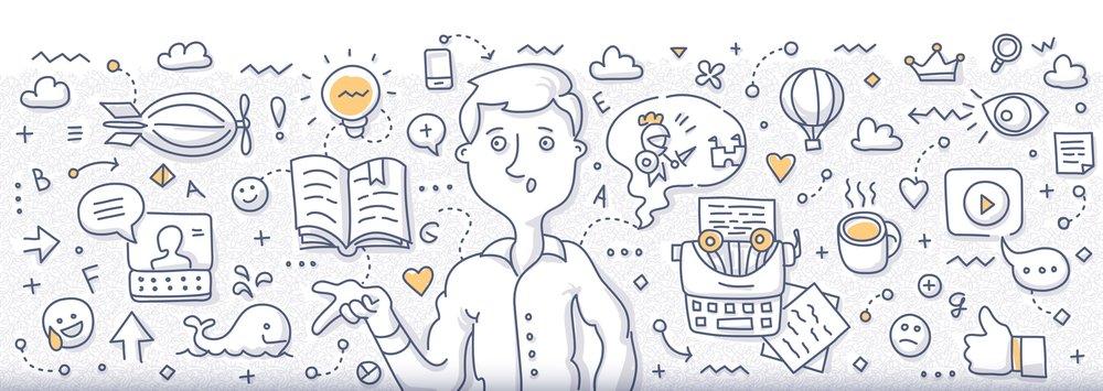 Digital Radar Content Marketing Drives Sales - Storytelling