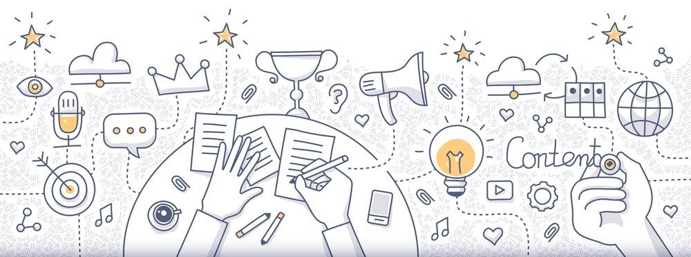 Digital Radar Marketing - Content Marketing