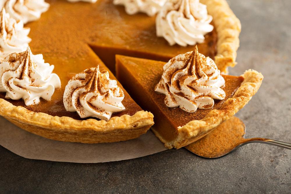 Brand Identity Pumpkin Pie -