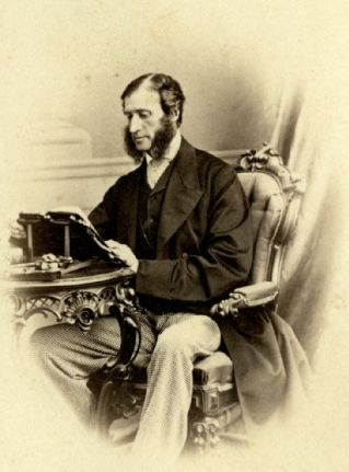 George Dundas.Pioneer photographer and governor.