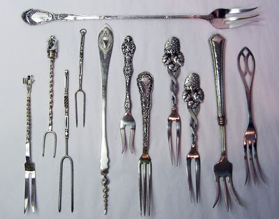 Some of these were used for eating, and possibly as weapons of war. Photo credit: Pairedlife