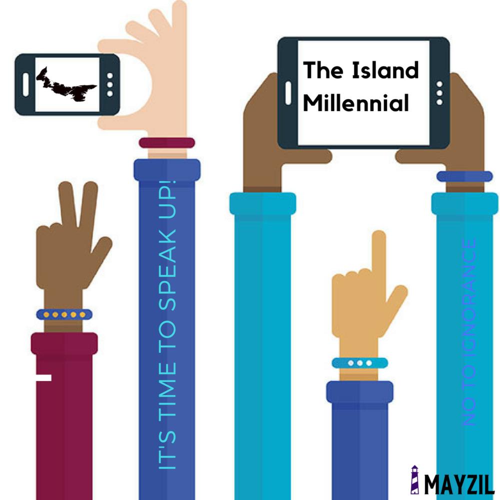 #IslandMillennial  - 4 June 2018 - By, Shania MacIssac