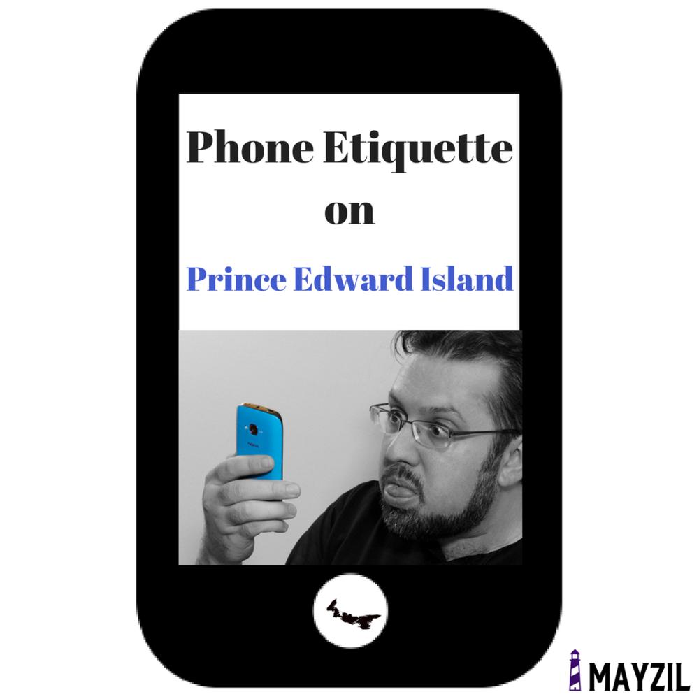 #PhoneEtiquette  - 4 June 2018 - By, Jason MacGregor