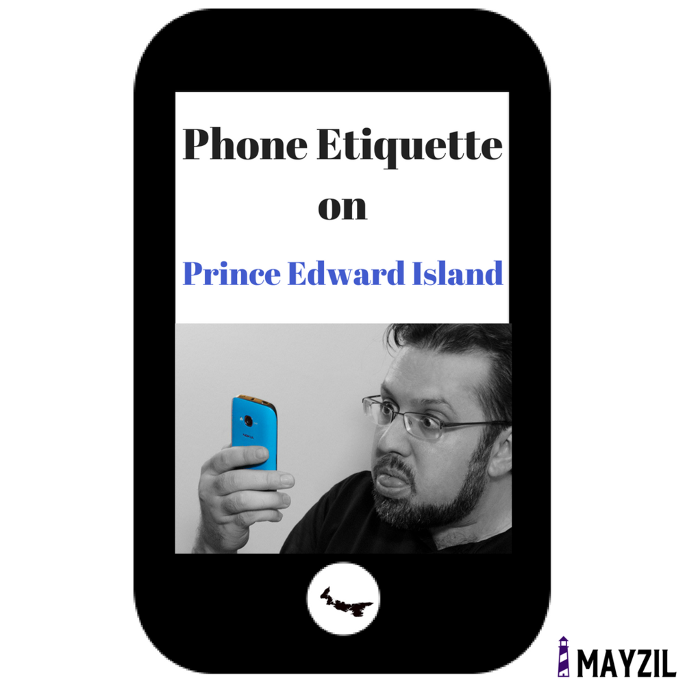 #PhoneEtiquette  - 28 May 2018