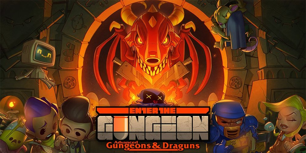 The new and awaited DLC for the amazing game Enter the Gungeon has finally arrived, and with it comes some new elements that you should be aware of before returning to the Gungeon. Here we present the Top 5 New Elements to be found on Advance Gungeons & Draguns, Enter the Gungeon newest DLC.  - KeenGamer -