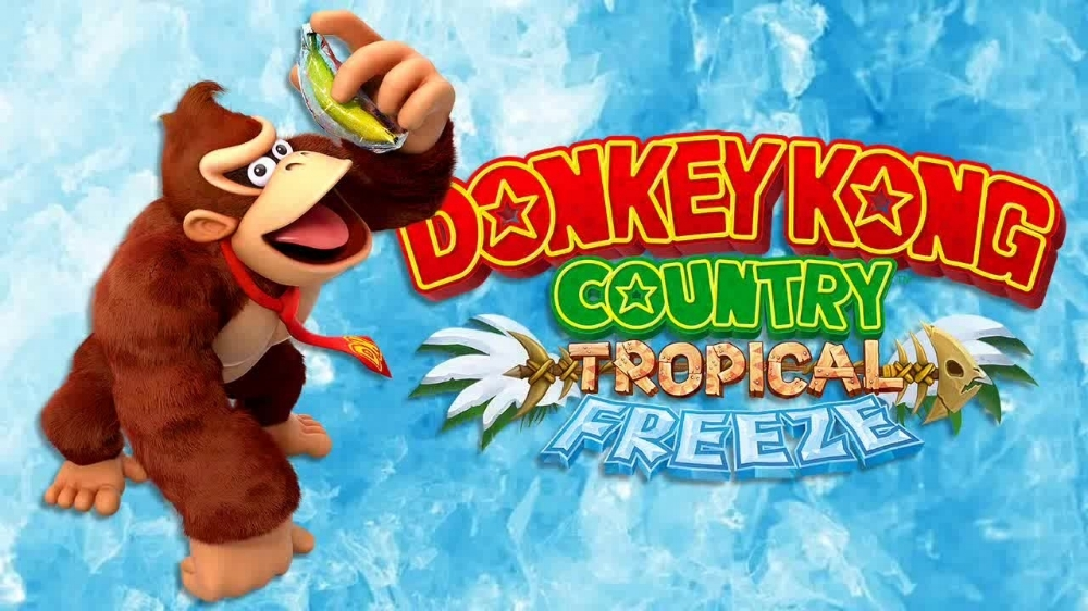 The saga of  Donkey Kong Country  goes back to the era of the SNES and since then it has been one of Nintendo's most beloved series. During February of 2014, Nintendo released a new  Donkey Kong Country  game for the Wii U,  Donkey Kong Country: Tropical Freeze , developed by Retro Studios, with assistance from Monster Games.   - Pixel Bay -