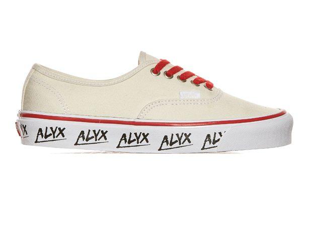 Alyx Studio X Vans