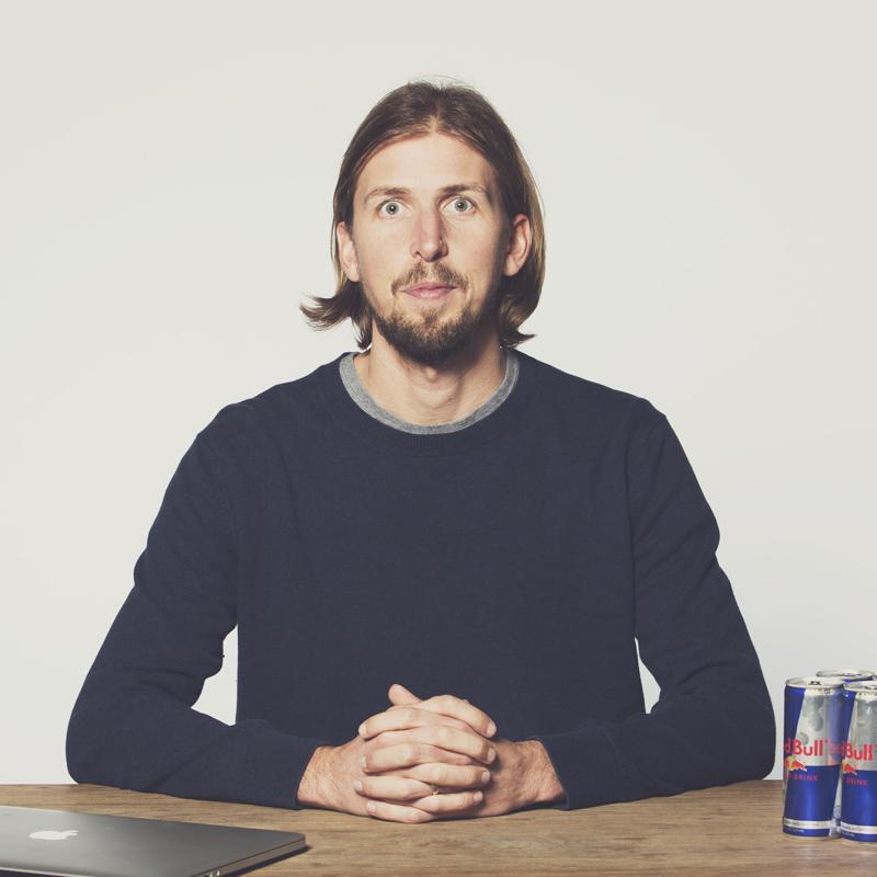 EDDIE BERRANG  VP | Marketing & Strategy