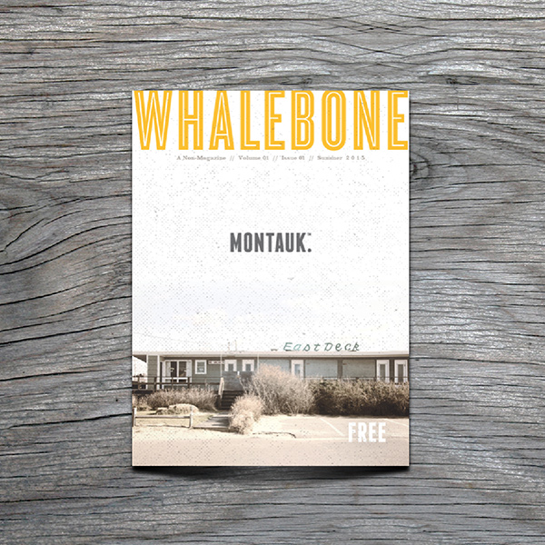 Whalebone Magazine    Take a gander