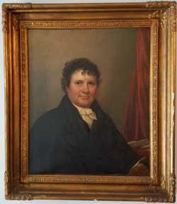 Alexander McLeod is buried at the Wesleyan Burial Ground, Saint John, New Brunswick, Canada.