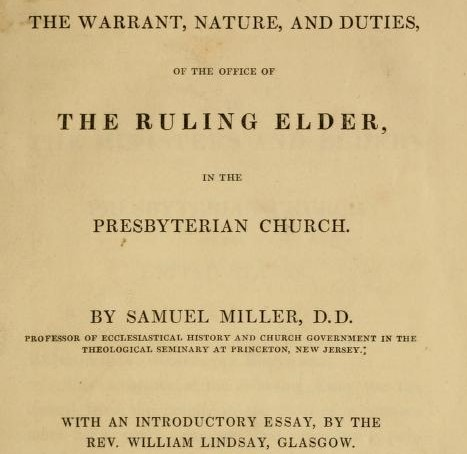 Miller, Ruling Elder Book.jpg