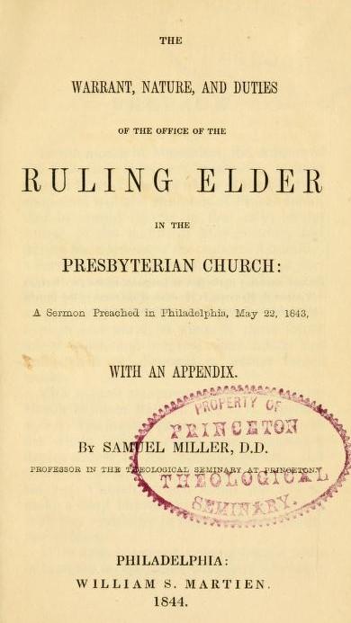 Miller, Ruling Elder Sermon.jpg