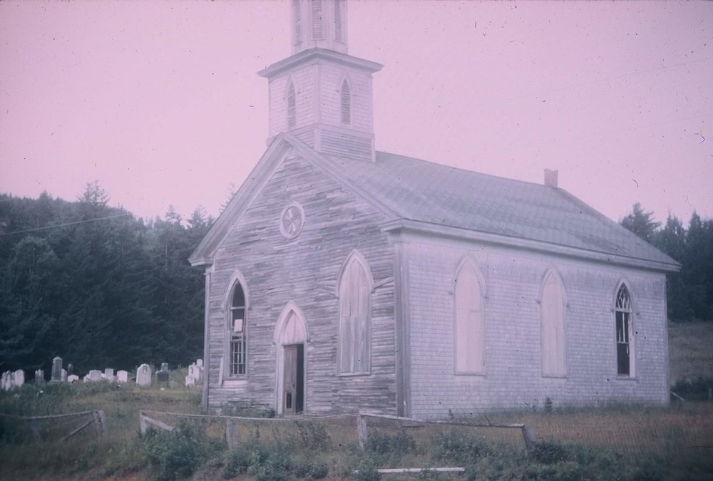 Barnesville, New Brunswick RPCNA, where Stavely would have preached.