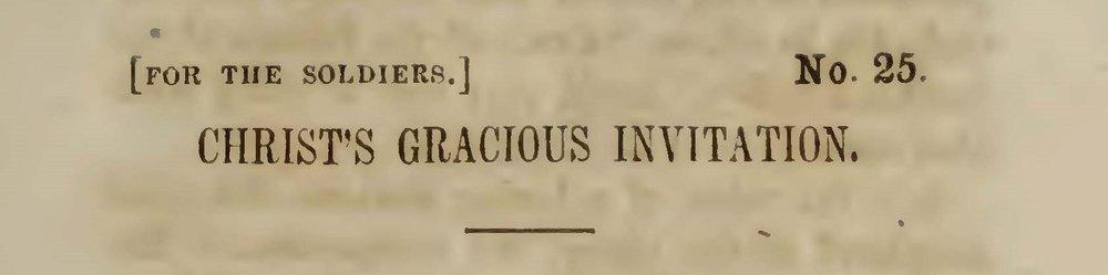 Alexander, Archibald - Christ's Gracious Invitation.jpg