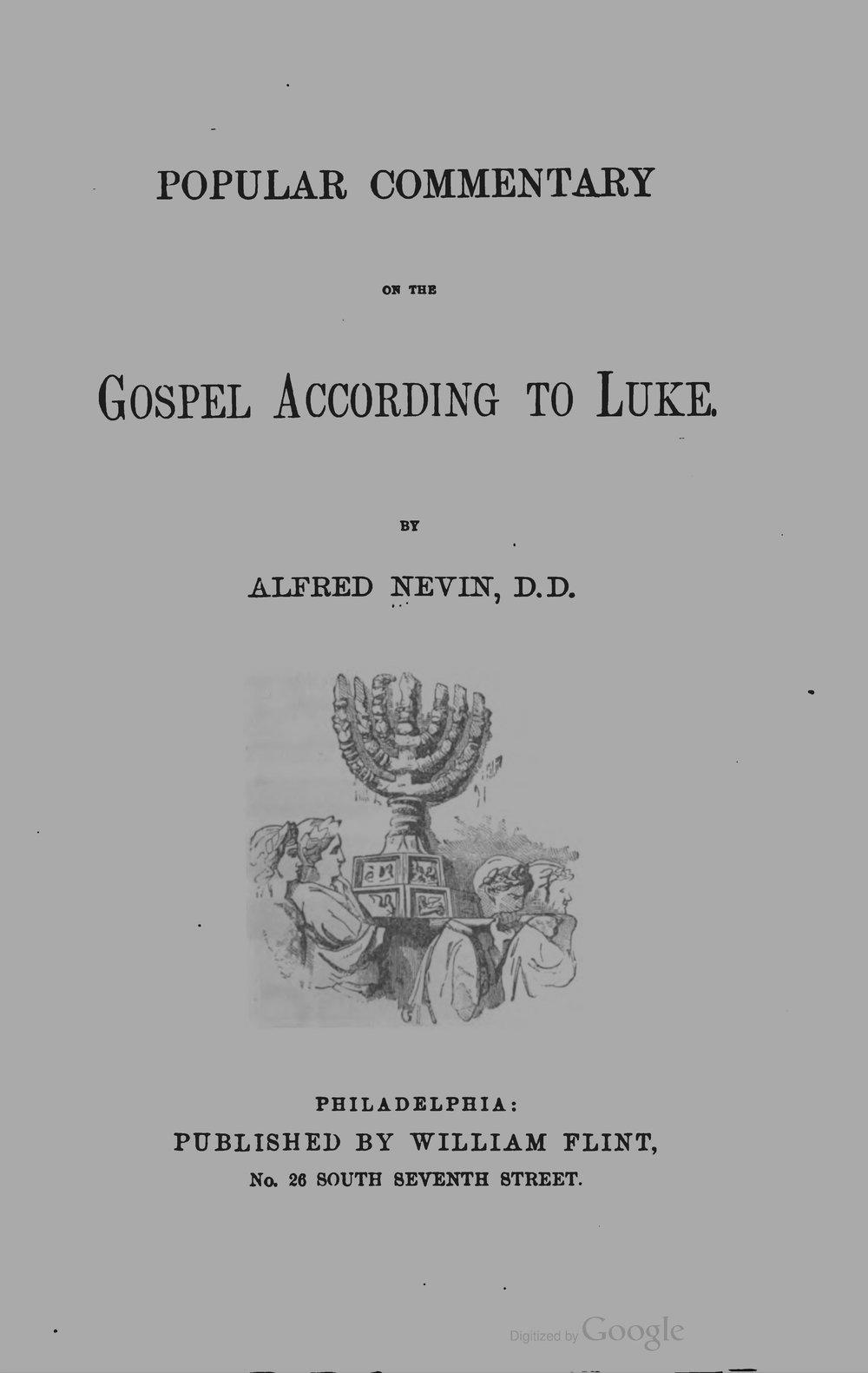 Nevin, Commentary on Luke - edited.jpg