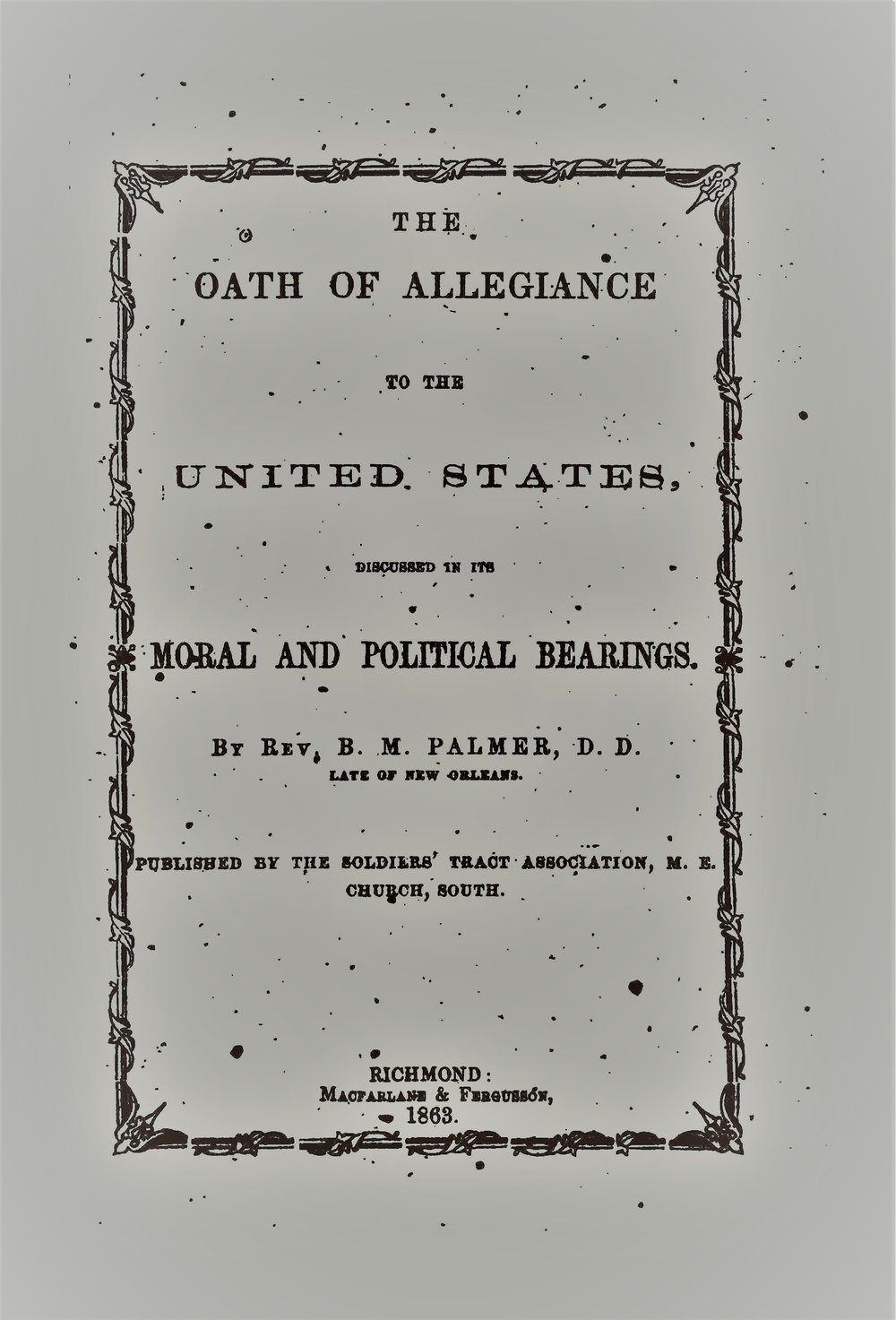 Palmer, The Oath of Allegiance to the United States.jpg