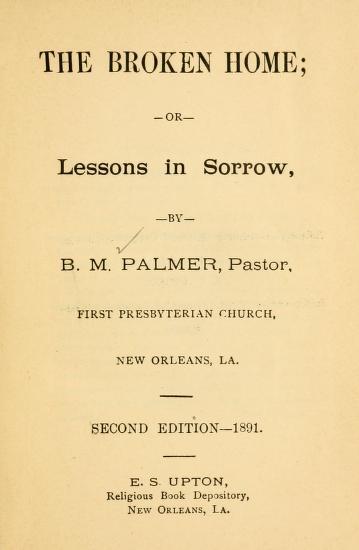 Palmer, Broken Home.jpg
