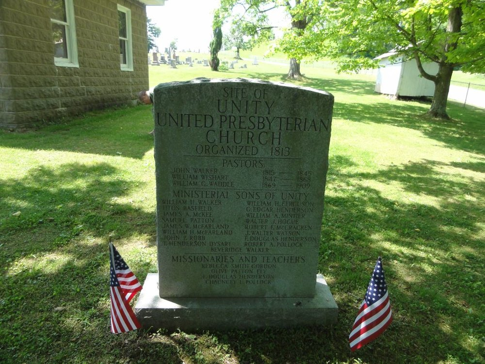 During his education in Ohio, Titus Basfield lived with the Rev. John Walker, the pastor at Unity Presbyterian Church. Basfield was the sexton during his time in school. Basfield died on April 17, 1881, and is thought to be buried at Woodlawn Cemetery, Washington, Iowa.