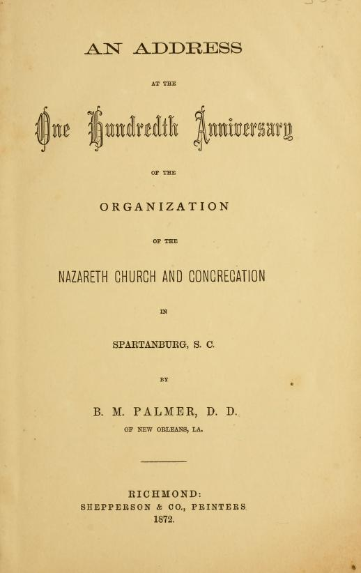 Palmer, Address at 100th Anniversary.jpg