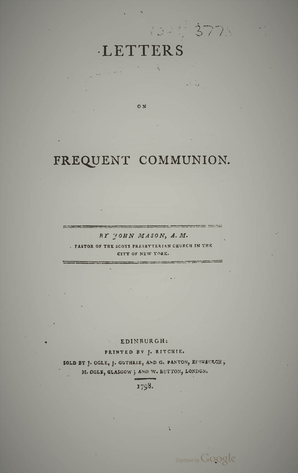 Mason, John - Letters on Frequent Communion.jpg