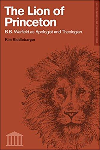 Riddlebarger, Lion of Princeton.jpg
