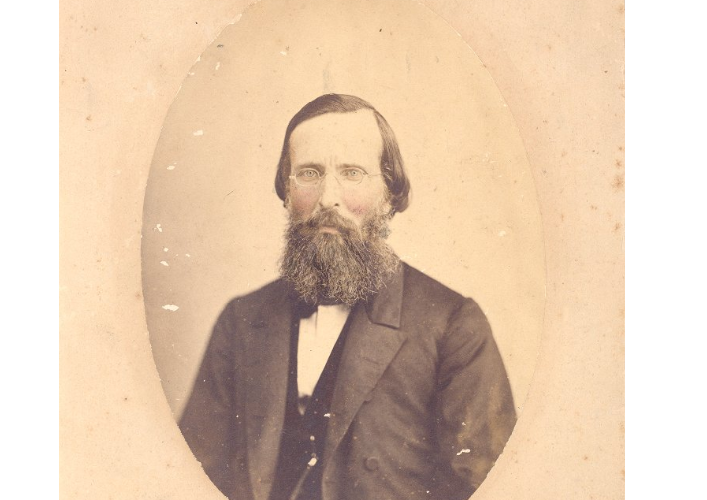 Picture courtesy of the Presbyterian Historical Society. Porter, Abner Addison. Biographical Vertical File. (Call number: RG 414, Series III). Presbyterian Historical Society, Philadelphia, PA. (islandora:7103)