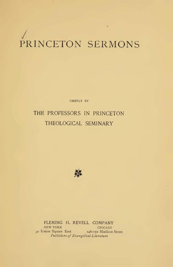 Princeton Sermons Title Page.jpg